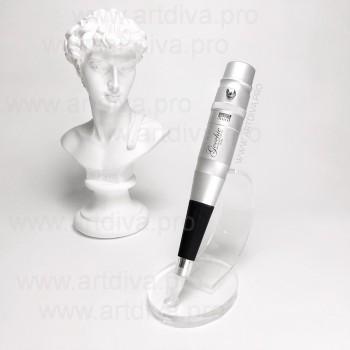 Оборудование для татуажа Goochie Flat Line модель 2010 года серебристая