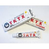 Анестетик для татуажа и микроблейдинга TKTX 39% белый тюбик