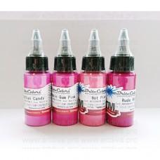 Starbrite для татуировок краска цвет Rude Rouge розовый 30мл