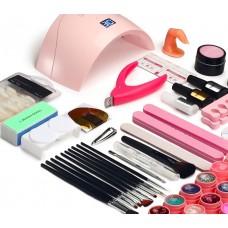 Профессиональные материалы для мастеров салона красоты