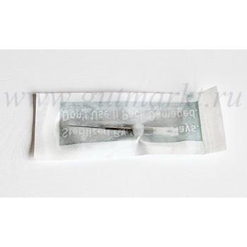 Игла флэт для машинок Biotouch Mosaiс с пластиковым креплением