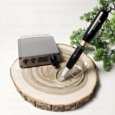 Профессиональное оборудование для татуажа Biomaser с немецким двигателем и блоком питания