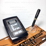 Машинка модульная для татуажа набор Biomaser Simple с блоком Шаен