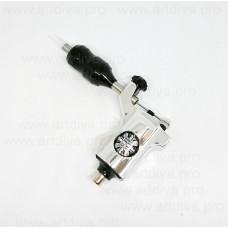 Оборудование для татуировок и татуажа машинка роторная Bishop Rotary c переходником