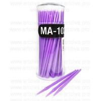 Микробраши микрощетка для татуажа микроблейдинга Purple