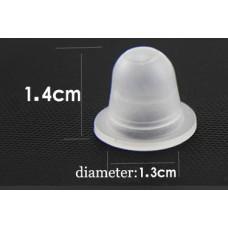 Колпачки для пигментов средние материал силикон