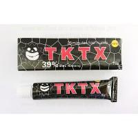 Анестетик для татуажа и микроблейдинга TKTX 39% черный тюбик