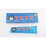 Мазь первичная анестезия TKTX 39 для татуажа и микроблейдинга синий тюбик