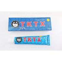 Обезболивающее для вторичной и первичной обработки татуажа TKTX39%.