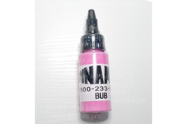Dynamic тату краска 30ml розовая Bubble Gum