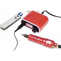 Машинка роторная Equaliser Proton mx красная с блоком Power