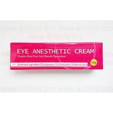 Обезболиватель для татуажа глаз Eye Anesthetic Cream 10 гр.