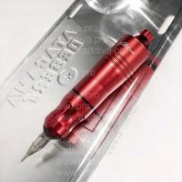 Тату ротор EZ pen Filter V2 Red для перманентного татуажа и татуировок