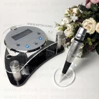 Оборудование для татуажа Goochie Digital Гуччи Диджитал набор с блоком питания