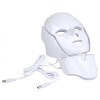👉Аппарат маска ART-M 1090 для ухода и омоложения кожи лица и шеи.  📌4500р.  ➡️LED маска ART-M 1090 с тремя функциями: фототерапия, фотопорация, миостимуляция. Для повышения упругости и эластичности, цвета и внешнего вида, замедления процессов старения, регенерации клеток кожи лица и шеи.  📝Комплектация набора:  🔹маска со съемной накладкой для шеи; 🔹пуль управления; 🔹съемные контактные электроды 🔹для миостимуляции; 🔹сетевой адаптер.  ➡️Светодиодная LED маска не нагревает и не травмирует кожу, не излучает ультрафиолет. Фототерапия очень комфортна и зарекомендовала себя как один из самых безопасных методов омоложения кожи. Она полностью совместима с другими косметологическими процедурами, повышает их эффективность.  📝Особенности:  🔹В косметологии LED терапия мягко стимулирует регенерацию кожи, вызывая эффект омоложения. 🔹Процедуры крайне рекомендуются обладателям жирной кожи со склонностью к угревой болезни. 🔹После светодиодной маски пропадают морщинки и отеки, выравнивается кожный рельеф, повышается синтез коллагена и эластина, восстанавливается нормальный уровень увлажненности, значительно улучшается цвет лица.   ➡️LED маска подходит для всех возрастов и любого типа кожи.  💟Доставка по России, доставка по Москве, международная доставка.   #маскасветодиодная #аппаратсветодиодныйтерапевтический #ledмаска #ledмаскамосква #маскаled #ledmask #светодиоднаямаска #лечебнаямаска #маскадлялица #косметологическийаппарат #прибордлялица #прибордлякосметологов #аппаратдлякосметологии #аппаратдлялица #gezatone #маскаgezatone #уходзалицом #омолаживающаямаска #маскадлялицаишеи #маскадлялицавдомашнихусловиях #маскауходлицо