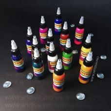 Краска Intenze Интензе для татуировок цвет Koolaid
