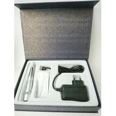 Машинка для перманентного татуажа Kanagawa Silver набор в коробке
