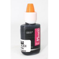 Пигмент краска Черный для век межреснички 8475  Maser для татуажа