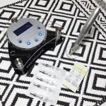 Аппарат для перманентного татуажа Intelligent Digital машинка с панелью управления