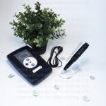 Intelligent Simple Black модульный аппарат для татуажа и мезороллинга