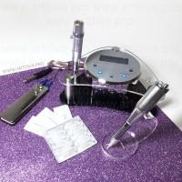 Машинка для татуажа Yamata Professional с двумя ручками и панелью