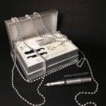 Машинка для татуажа модульного типа Liberty Prime Snow модель 6 скоростей