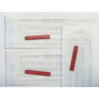 Игла №12Blunt плоская для микроблейдинга
