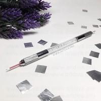 Ручка для микроблейдинга ручного татуажа двойная