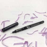Ручка Пилот для отрисовки эскиза татуажа и микроблейдинга цвет черный