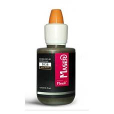 Пигмент краска Коричневый для брюнеток 9938 Maser для татуажа