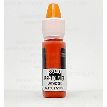 Пигмент для татуажа Maser Ярко Оранжевый корректор 8940
