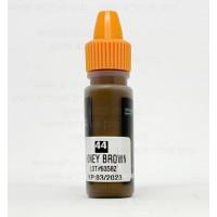 Пигмент теплый для татуажа бровей Медово-коричневый Honey Brown  Maser 44