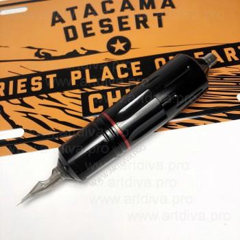 Роторная тату ручка для татуажа и татуировок Mast pen с модульными иглами тип квадрон