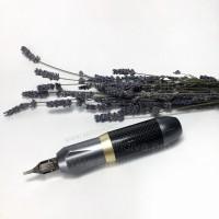 Машинка роторная Mast Exclusive pen для татуажа и тату в комплекте с картриджами