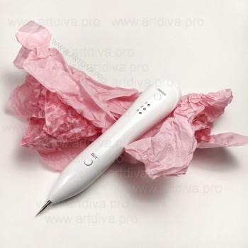 Портативная ручка коагулятор для удаления папиллом в домашних условиях. Комплектация с иглами и проводом.