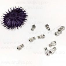 Насадка иглодержатель для Mole Removal коагулятора для удаления папиллом