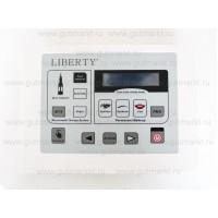 Панель управления Liberty Либерти для подключения машинки