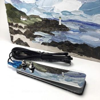 Ножная педаль для перманентного и татуировочного оборудования