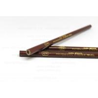 Карандаш для отрисовки татуажа водостойкий коричневый QM Brown