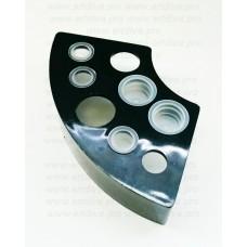 Подставка для колпачков с перманентными пигментами, полукруг