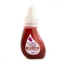 Перманентный пигмент Pure Line Apple Red Красный для губ