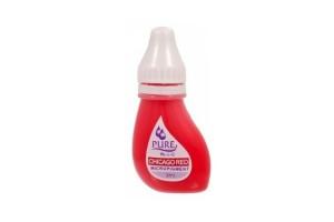 Перманентный пигмент Pure Line Chicago Red Красный для губ
