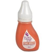 Перманентный пигмент Pure Line Pink Brick для губ