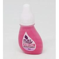 Перманентный пигмент Pure Line Rose Pink розово-красный для губ