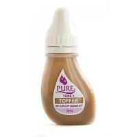 Перманентный пигмент для бровей Pure Line Toffee