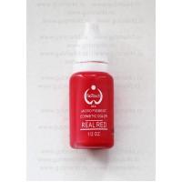 Пигмент краска Biotouch Биотач для татуажа Real Red Натуральный Красный