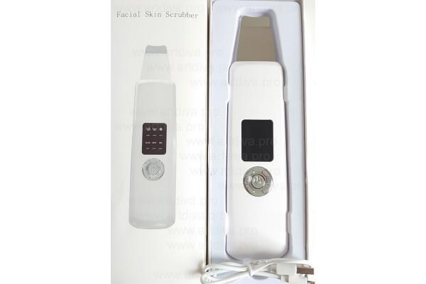 Ультразвуковой аппарат Bio Scrubber для ухода за кожей