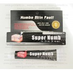 Крем анестетик первичка Super Numb 10гр для татуажа и татуировок