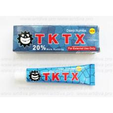 Анестезия для татуажа мазь обезболивающее TKTX  20% 10гр